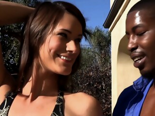 Astonishing adult video Interracial best you've seen iceporn brunette hd interracial