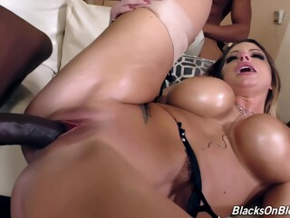 Brooklyn Chase - Gangbang iceporn anal big tits creampie