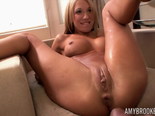 Amy Brooke - OMG..she can take it all !! iceporn anal blonde fetish