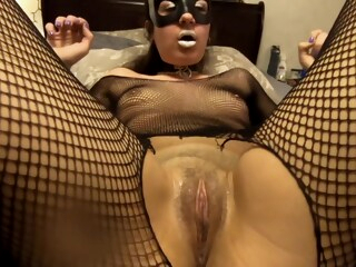 Veronica Squirts ALL OVER THE CAMERA then Deep Throats until he CUMS HARD! iceporn amateur deepthroat ebony