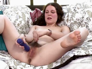 ATKHairy - Rose Vermillion Toys 2 iceporn amateur brunette hairy
