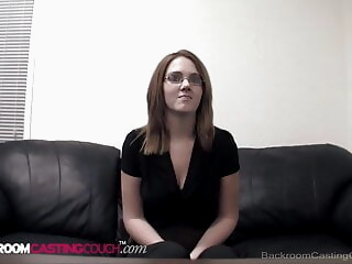 4 Eyed and Big Boobed Morgan Gets Butthole, Pussy & Face Fucked! iceporn amateur anal blowjob