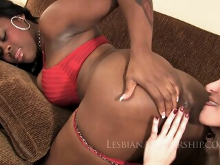 lesbianassworshipBrown Suga and Shasha - Ass To Mouth a iceporn blonde ebony hd
