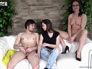MeloneChallenge - Wendy Moon His Girlfriend Would Do Be iceporn brunette casting hd