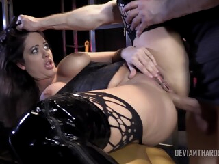 Devianthardcore Holly Heart iceporn anal bdsm big tits